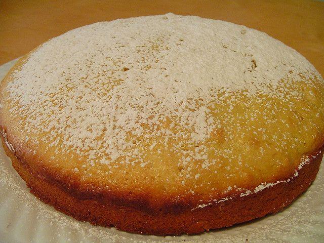 Vasilopita (Greek New Year's Bread/Cake) | Greek Food | Pinterest