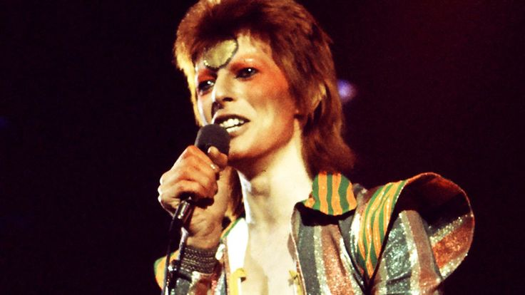 An intimate portrait of five key years in David Bowie's career.