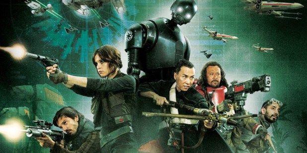 Figuras de Rogue One fueron planeadas para Disney Infinity