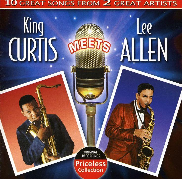 King Curtis - King Curtis Meets Lee Allen
