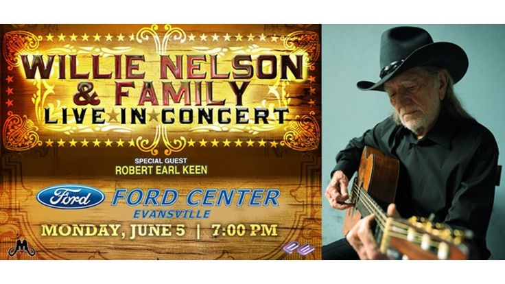 Willie Nelson Ticket Giveaway