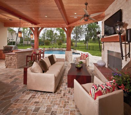 39 best images about texas hill country living on for Country outdoor kitchen