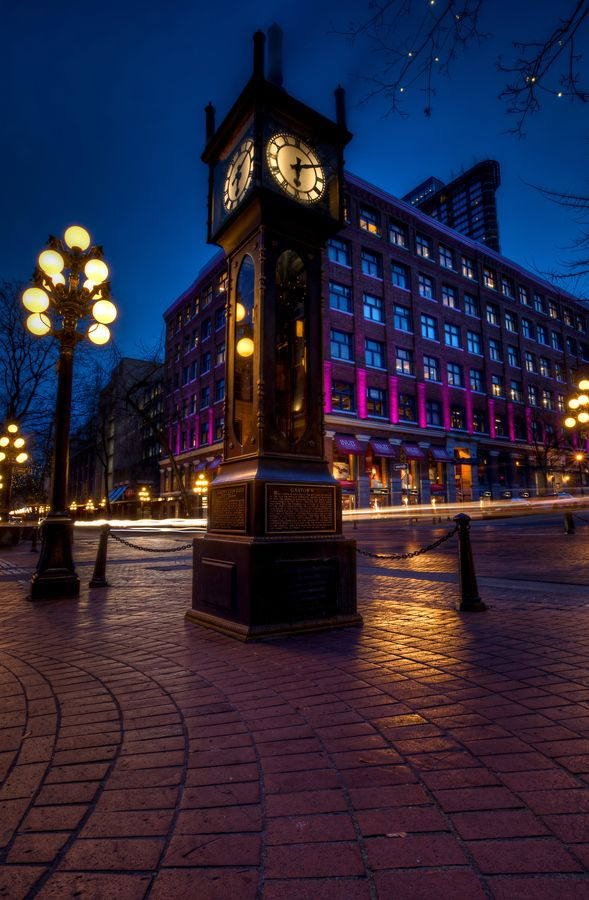#HDR  #Vancouver #gastown
