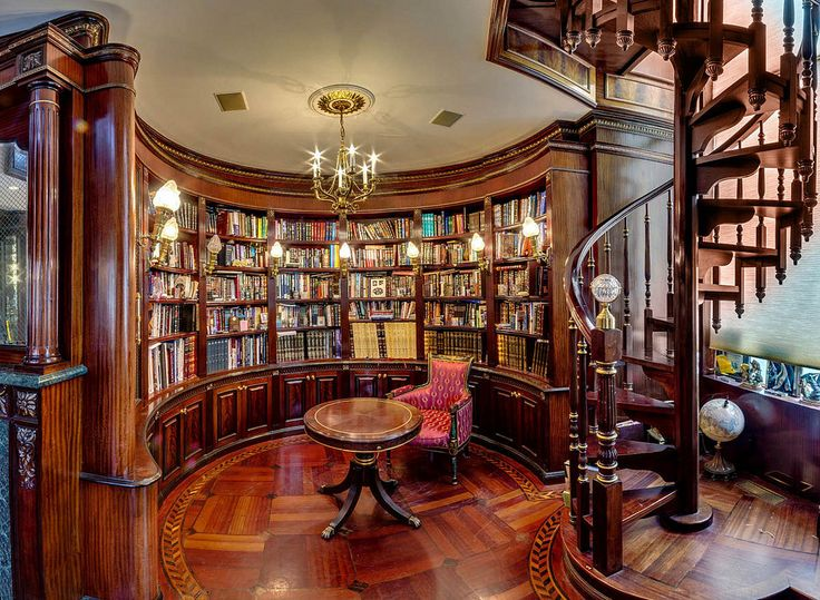 Best 25+ Home library rooms ideas only on Pinterest   Home ...