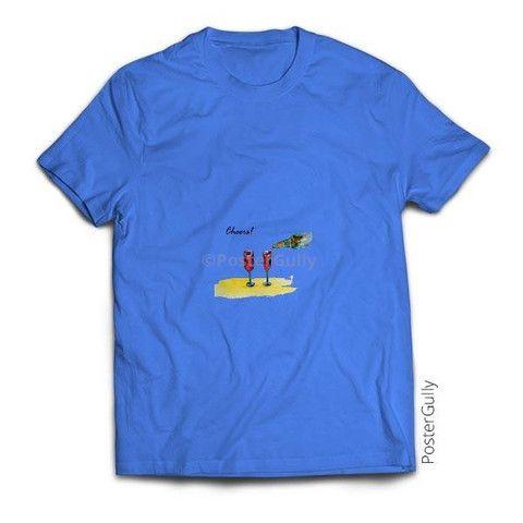 Cheers! T Shirt #clothing #tshirt #tees #bluetshirt #apparel