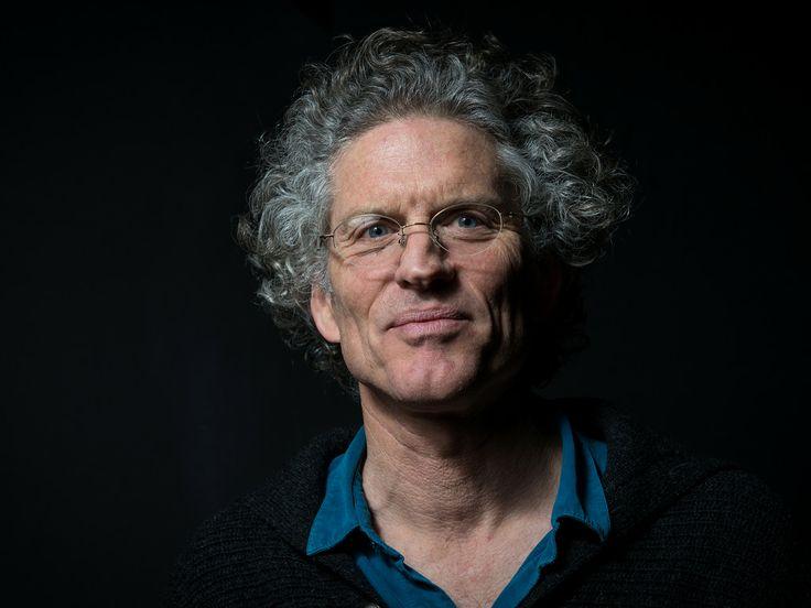 Samuel Fischer Gastprofessor 2013/2014 für Literatur David #Hinton. Copyright Foto: Phil Dera für Veranstaltungsforum.