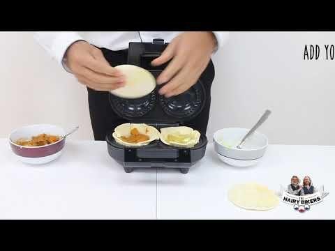 (10) Hairy Bikers' Kitchenware - Pie Maker - YouTube ...