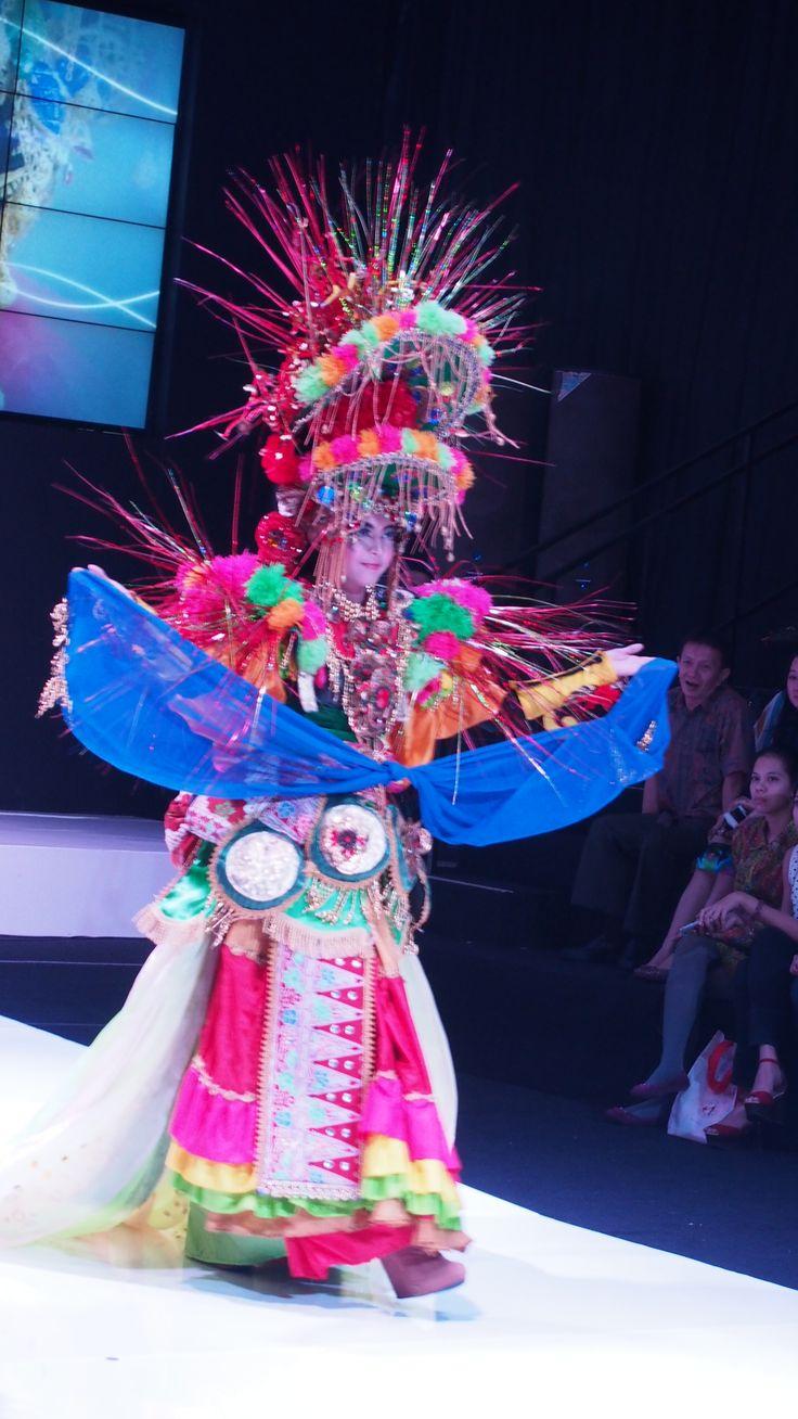 Esmod Fashion Festival'13. Jember Festival Custom 2013.