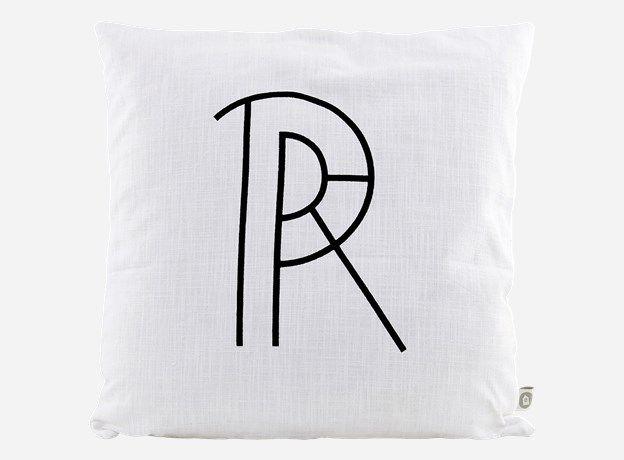 House Doctor, tyynynpäällinen, R, valkoinen