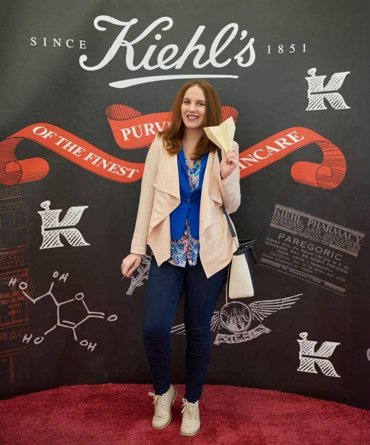 Kiehl's Official Launch in Cluj @ Iulius Mall | Skincare | Bloggerissa