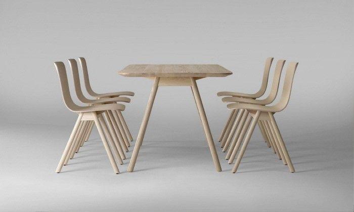 42 besten essen bilder auf pinterest ikarus st hle und for Stuhl nordisches design