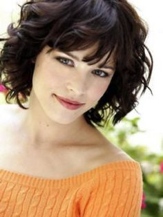 image result for wavy short easy care bobs  haircuts for