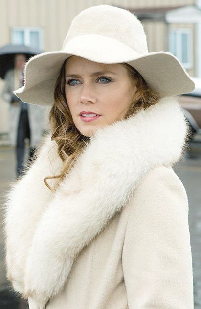 Amy Adams, American Hustle, 2013 Amy Adams can do no wrong by me, and I loved her in this part