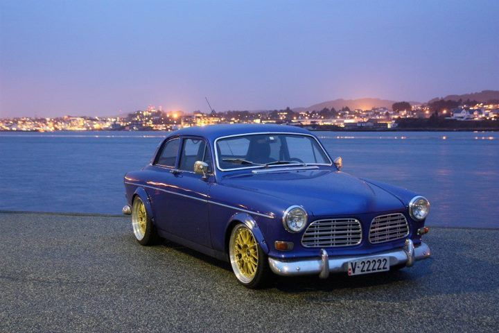 Pinned onto Volvo AmazonBoard in Volvo Amazon Category