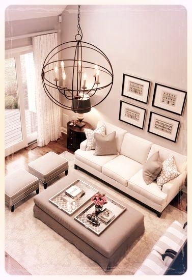 Love the light fixture!! TN