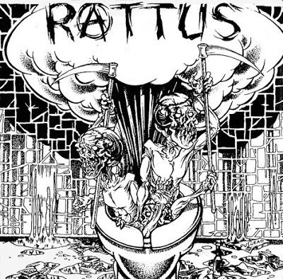 Punk as fuck: RATTUS (Finland)
