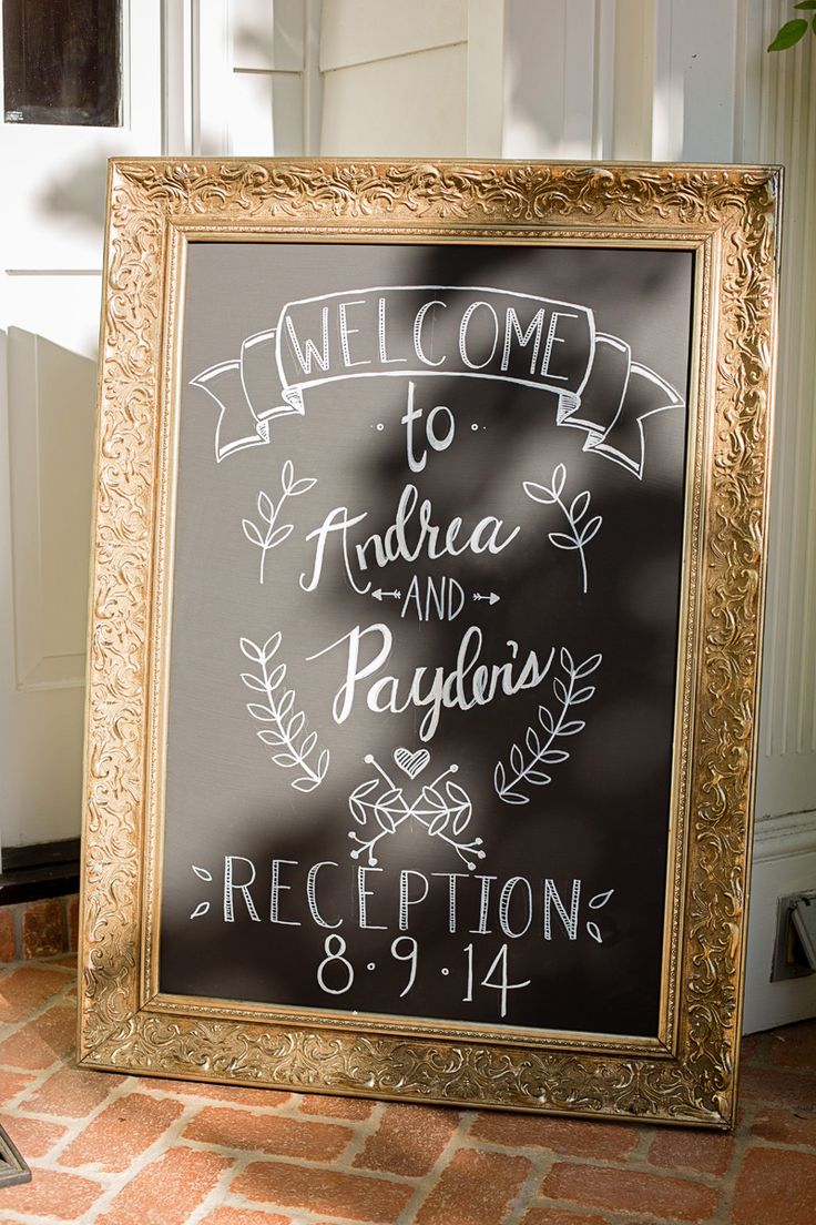 Whimsical Oakland Wedding from Susanne Ashby Photography. To see more: http://www.modwedding.com/2014/09/17/whimsical-oakland-wedding-susanne-ashby-photography/ #wedding #weddings #reception_sign