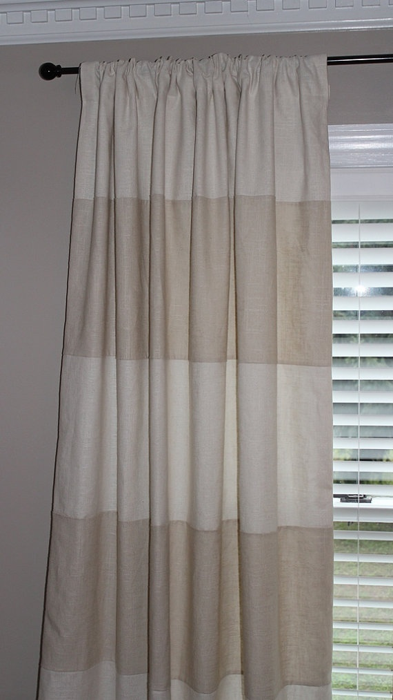 Best 25 Horizontal Striped Curtains Ideas On Pinterest Striped Curtains Curtains At Walmart