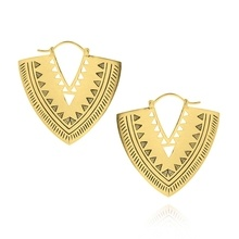 Linda Tahija -Warrior Earrings - Shop - Little Extras Lifestyle