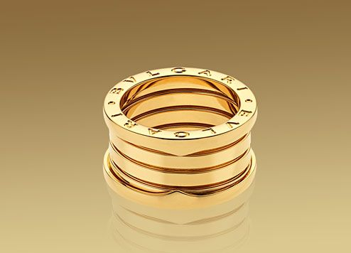 Bulgari - i want all their rings!!