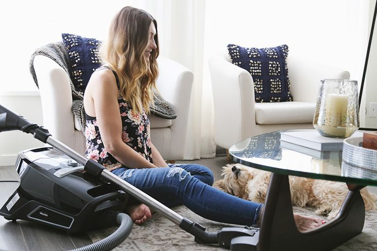 Teaming up with Miele + sharing all my fave cleaning tips on the G&C blog!! xo