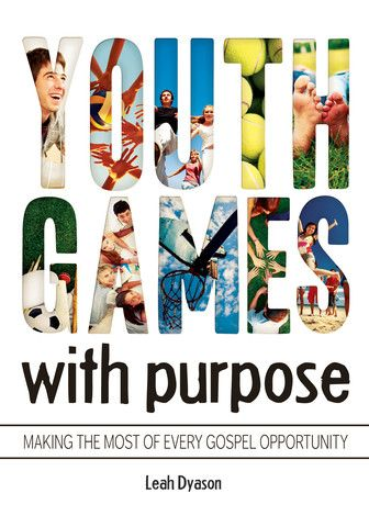 I actually have this book - it's great!!! Youth Games With Purpose