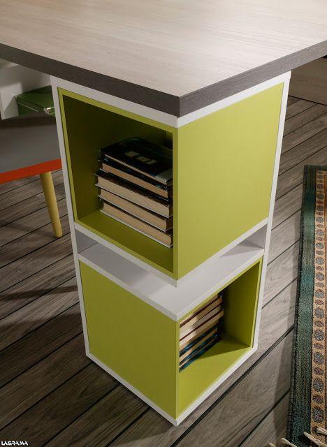 дневник дизайнера: Мебель в детскую комнату для двоих детей. Практичные варианты от LAGRAMA