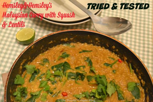 Malaysian Lentil Curry from Hemsley&Hemsley