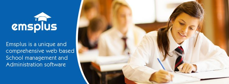 emsplus is a one step solution for all educational activities.