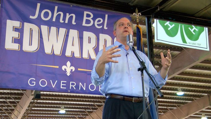 11/22/15  5:21p  Dem Win Governorship Sick Of Bobby Jindal, Tired of David Vitter, Louisiana Elects Democratic Governor  politicususa.com