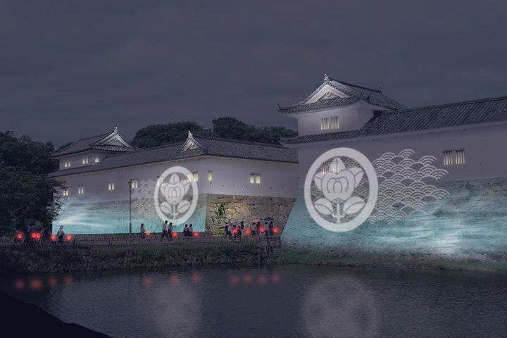 Dramatic Legacy - A story told through the historical setting of the Ohmi area, Hikone city and Taga city
