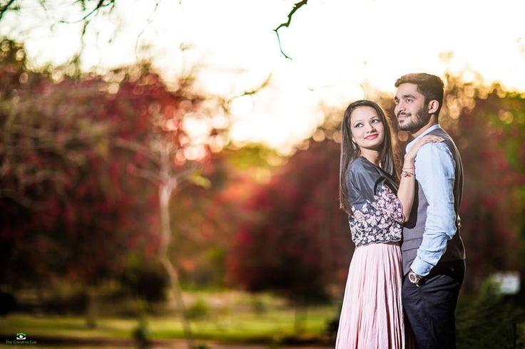 "Pre-wedding photo from The Creative Eye Production ""Vapi-Gujarat"" album  #weddingnet #wedding #india #indian #indianwedding #weddingdresses #mehendi #ceremony #realwedding #lehengacholi #choli #lehengaweddin#weddingsaree #indianweddingoutfits #outfits #backdrops #groom #wear #groomwear #sherwani #groomsmen #bridesmaids #prewedding #photoshoot #photoset #details #sweet #cute #gorgeous #fabulous #jewels #rings #lehnga"