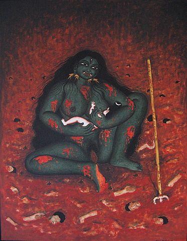 Naveen Bhaskar, Kali Overcome