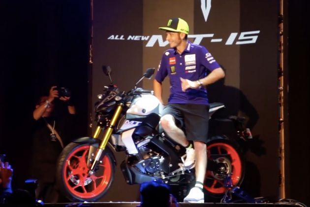 2019 Yamaha Mt 15 Launched In Thailand 155 Cc Vva