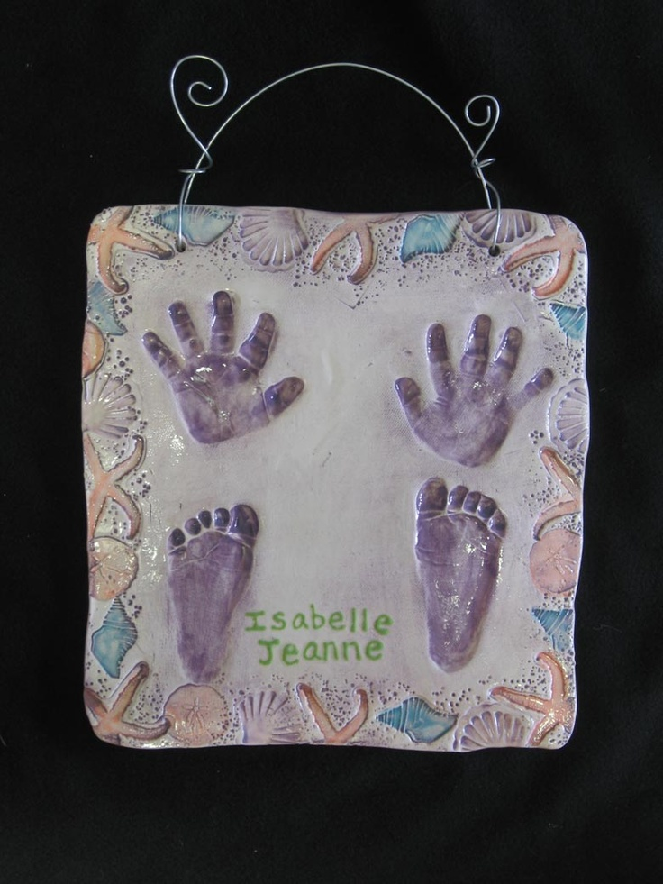 22 Best Clay Handprints Images On Pinterest Clay