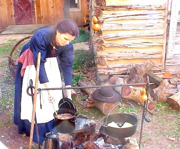Pioneer Cooking Pioneer Women On The Frontier Had A Hard