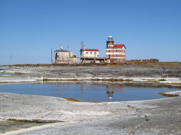 Märket lighthouse, Åland