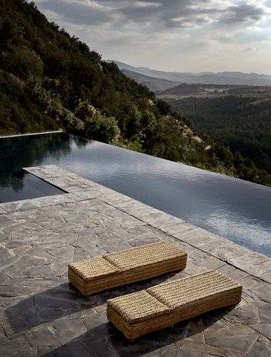 Maroc / Maison contemporaine / outdoors / pool