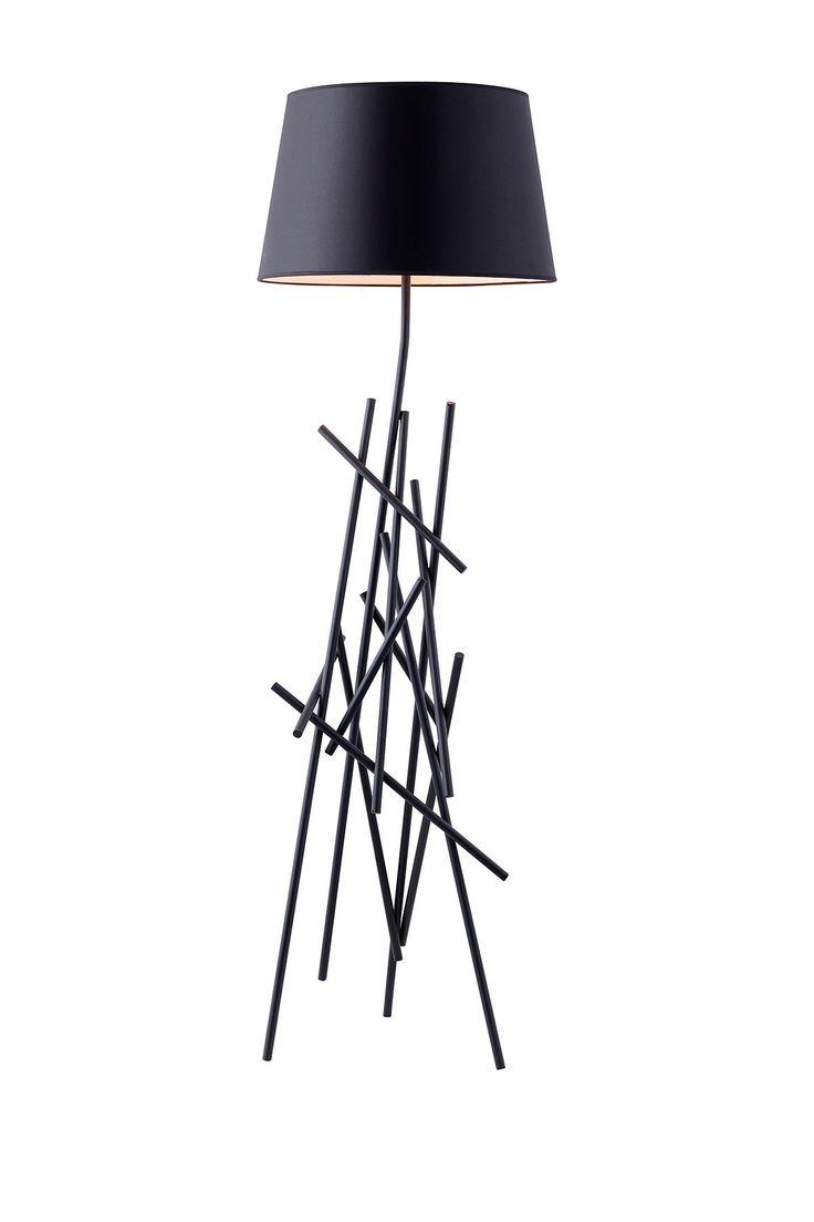 best  black floor lamp ideas on pinterest  black lamps  - drought black floor lamp