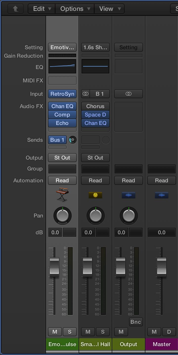Logic Pro X: Using and saving patches - Apple Support