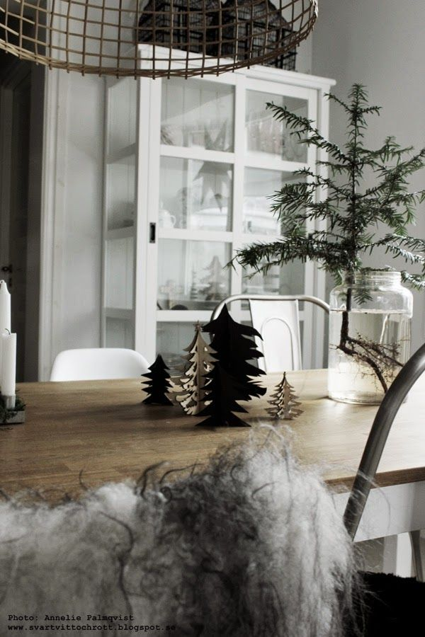 DIY paper tree christmas