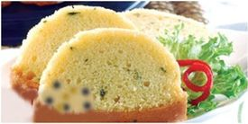 Vemale.com: Resep Sehat: Cake Bayam