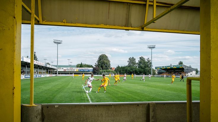 FOOTBALL LANDSCAPES BY CHRIS HAYES