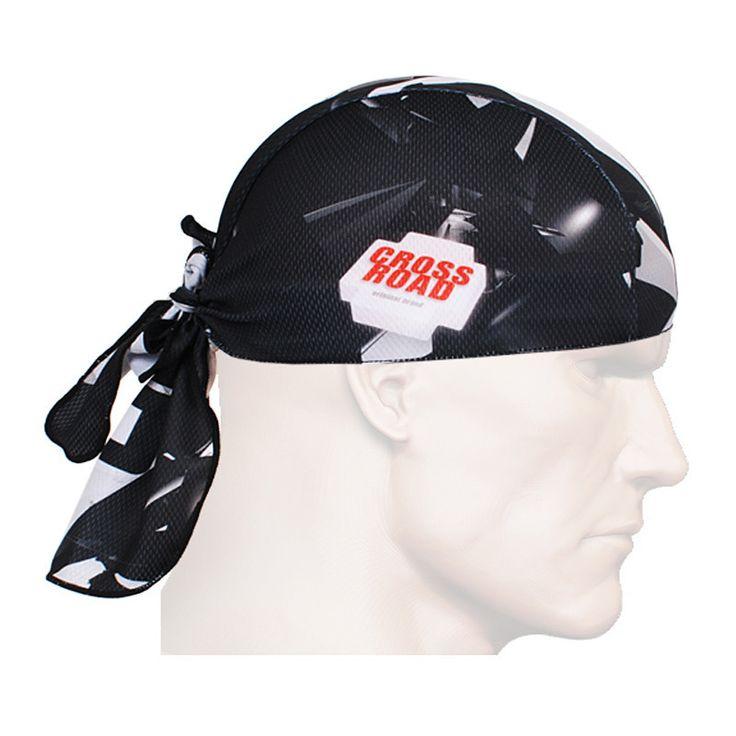 Men's Cycling Cap Beanie hat Skull cap Riding Road Bike MTB Training Sports Bandana One Size Fits All