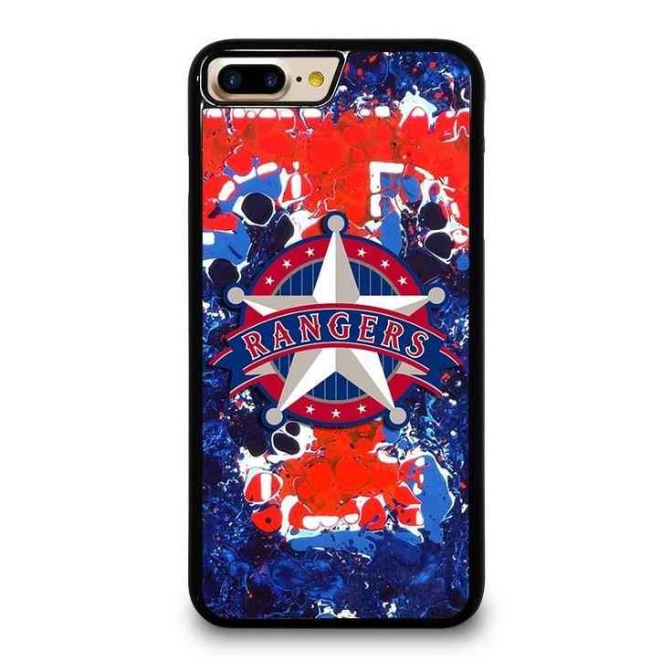 TEXAS RANGERS BASEBALL iPhone 4/4S 5/5S 5C 6/6S 6/6S 7/7S Plus SE