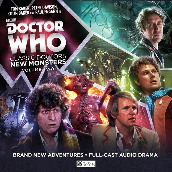2. Classic Doctors, New Monsters Volume 02
