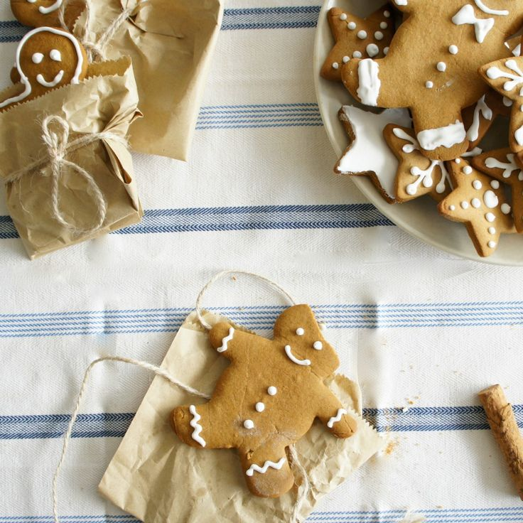 These Gingerbread Cookies by Georgia71 are a great school holiday activity for bored kids.