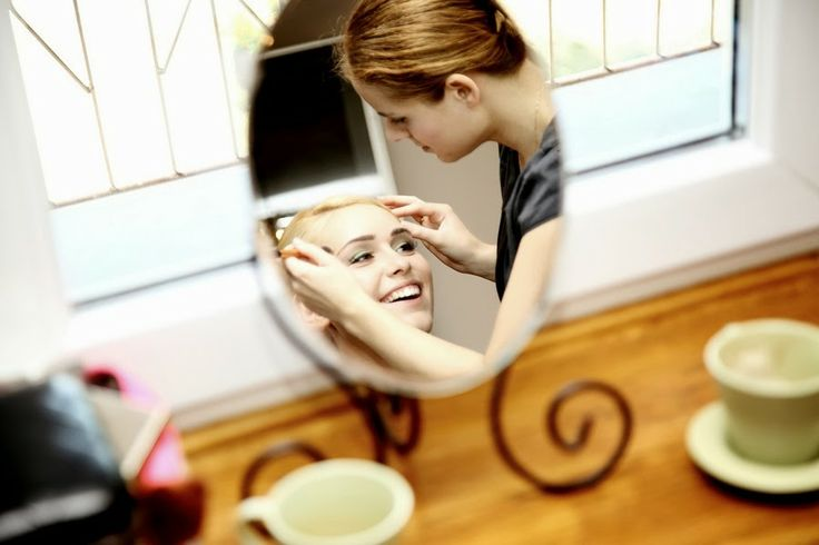 Makijaż ślubny Sylwii