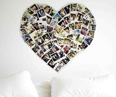 swirled heart-shaped pictures