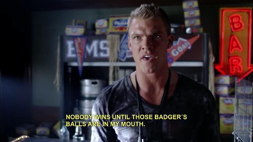 blue mountain state quotes - Google Search